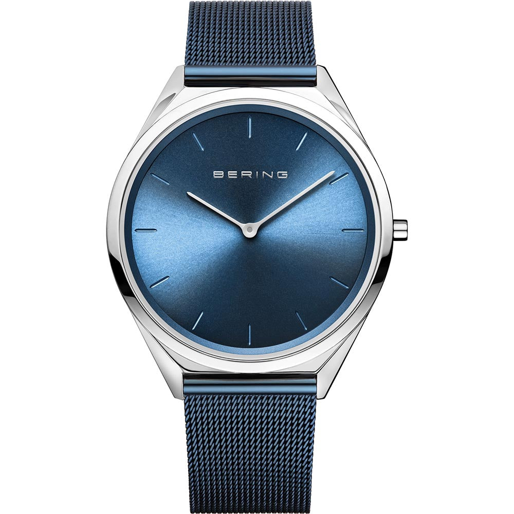 Bering Gents Ultra Slim Stainless Steel Watch