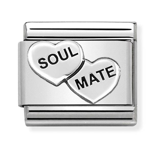 Nomination Soul Mate Charm