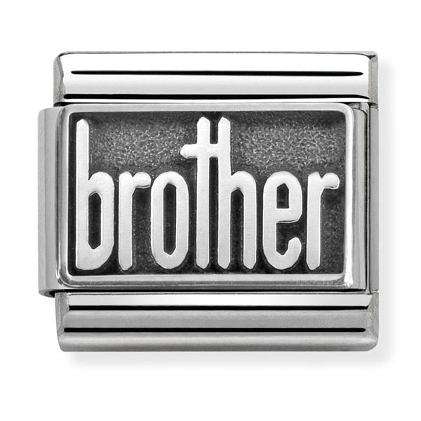 Nomination Brother Charm