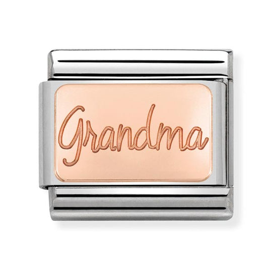 Nomination Grandma Charm