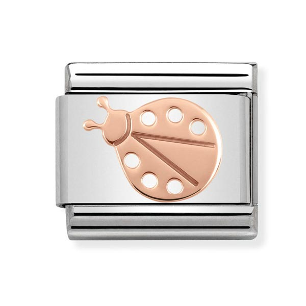 Nomination Ladybird Charm