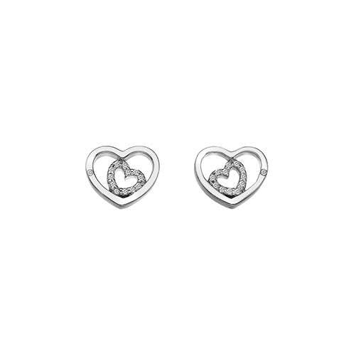 Hot Diamonds Adorable Earrings