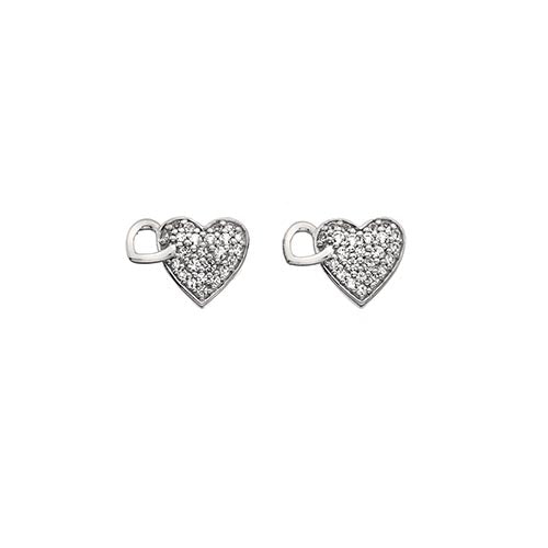 Hot Diamonds Togetherness Earrings
