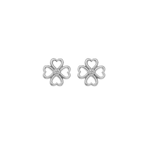 Hot Diamonds Lucky In Love Earrings
