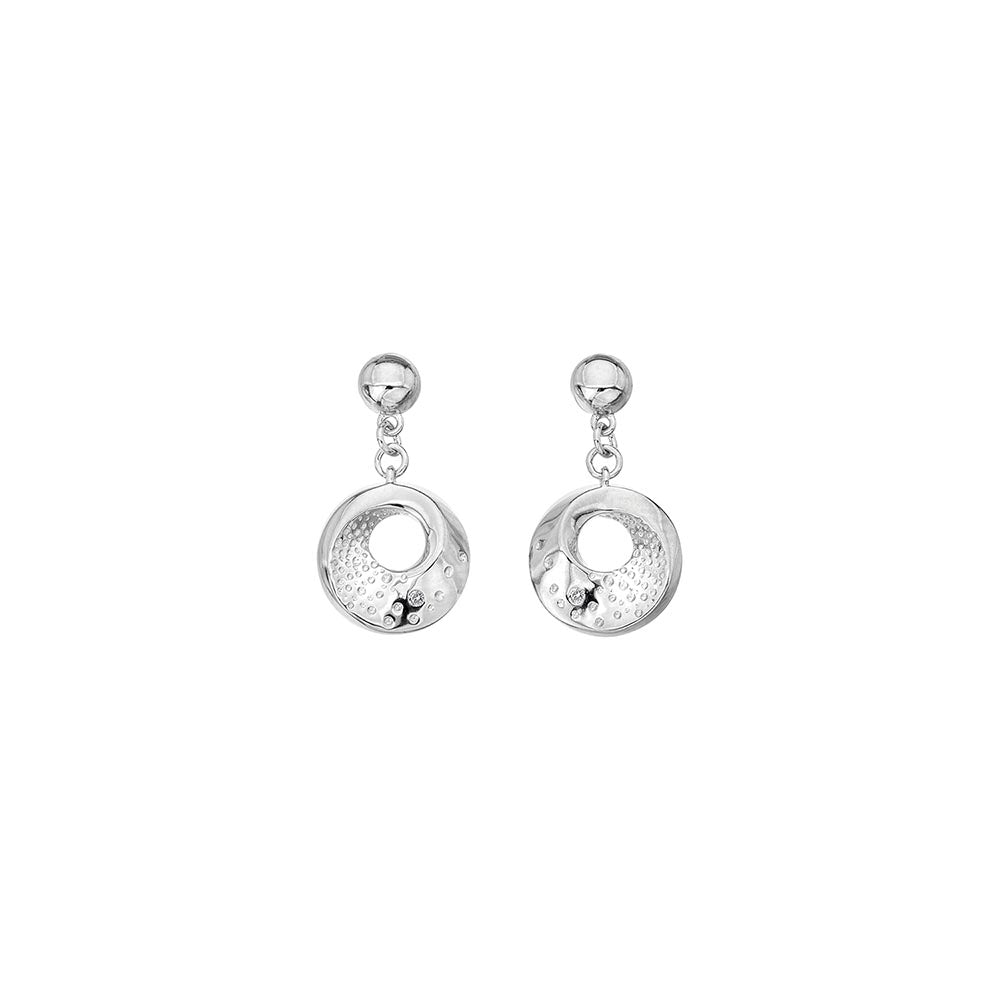 Hot Diamonds Quest Earrings