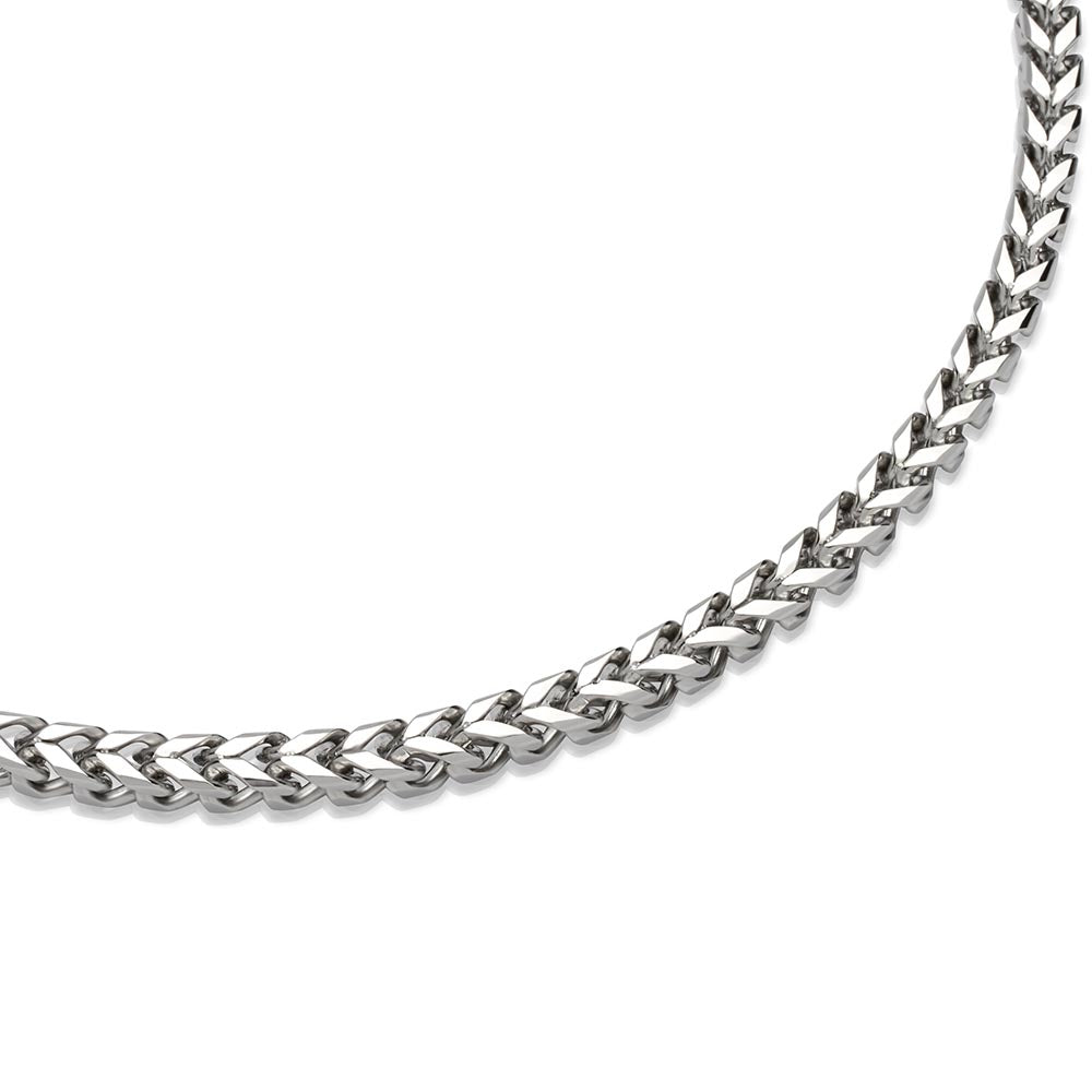 Stainless Steel Gents Chain 50cm