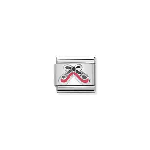 Nomination Enamel Ballet Shoes Charm