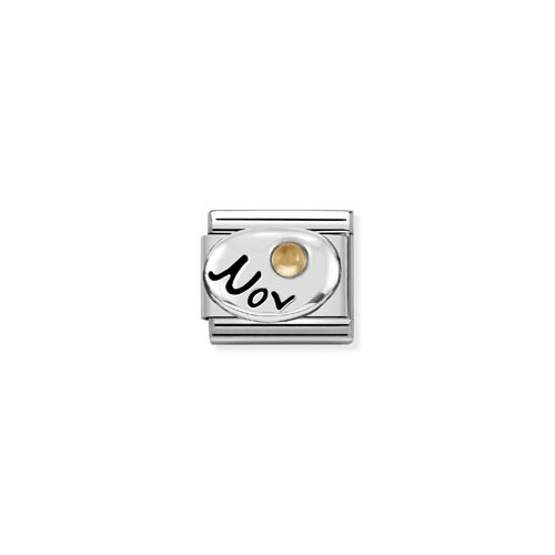 Nomination November Birthstone Charm