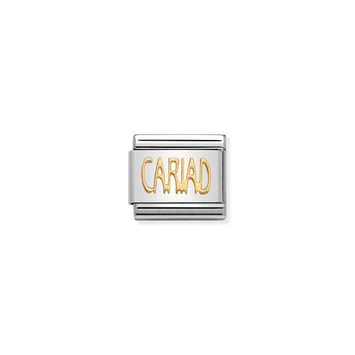 Nomination Cariad Charm