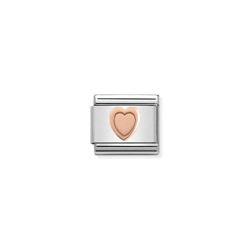 Nomination Heart Charm