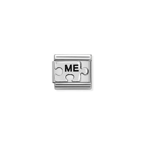 Nomination Me Jigsaw Piece Charm