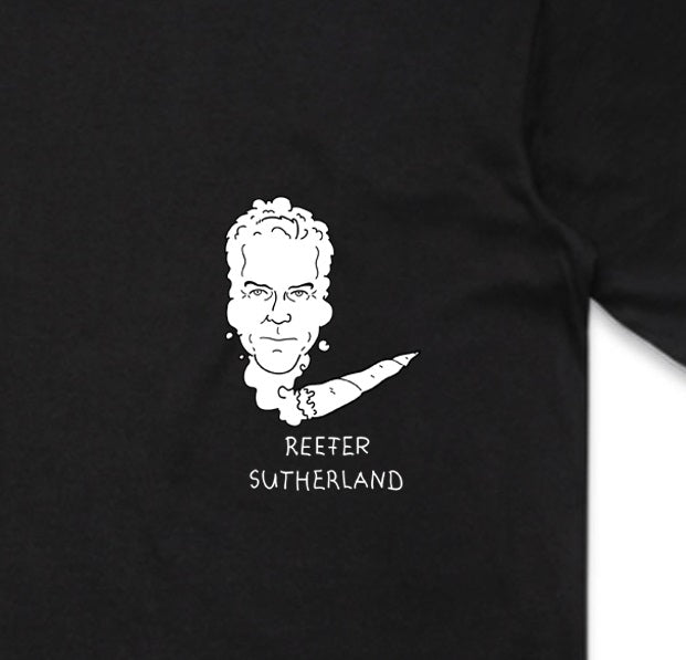 Reefer Sutherland T Shirt