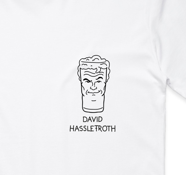 David Hasslefroth T Shirt