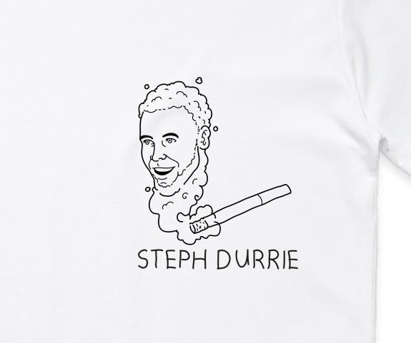 Steph Durrie T Shirt