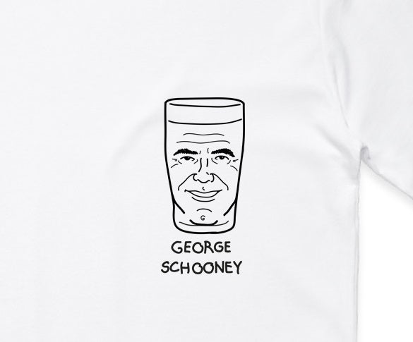 George Schooney T Shirt