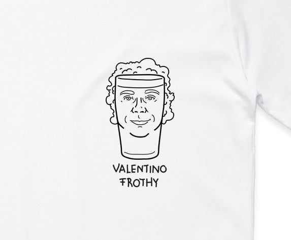 Valentino Frothy T Shirt