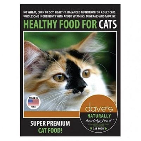 Dave's Cat Food