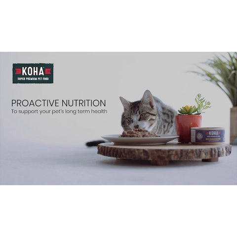 Koha Cat Food