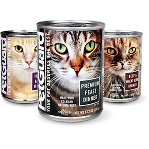 PetGuard Cat Food