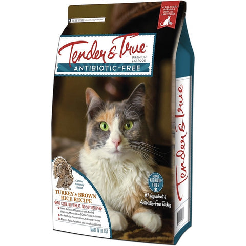Tender & True Cat Food