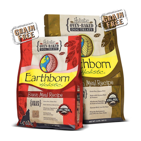 Earthborn Holistic Treats