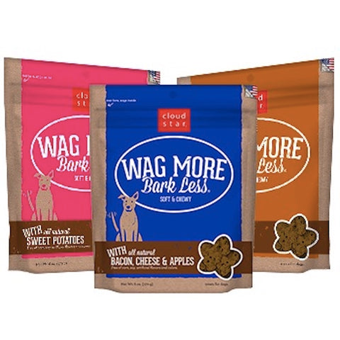 Wag More, Bark Less Treats