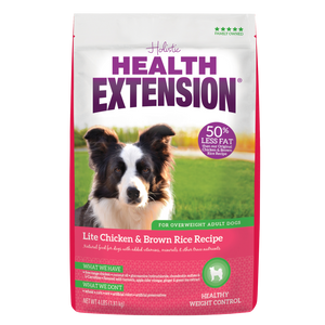 Health Extension Lite Chicken and Brown Rice Dry Dog Food