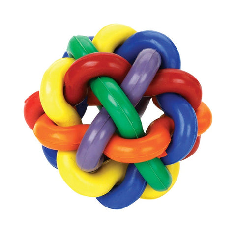 MultiPet Nobbly Wobbly 4inch Dog Toy
