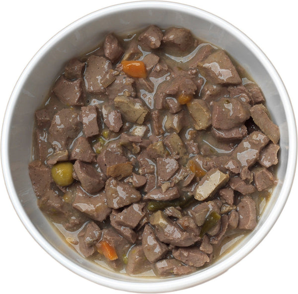 Merrick Lil' Plates Adult Small Breed Grain Free Itsy Bitsy Beef Stew Canned Dog Food