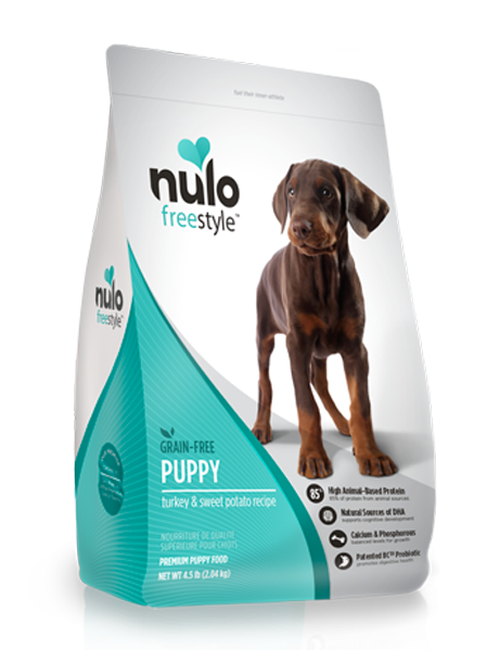 Nulo Freestyle Grain Free Puppy Turkey and Sweet Potato Dry Dog Food