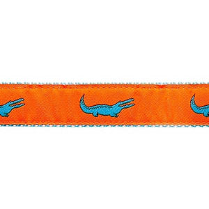 Preston Aligator Collars & Leads