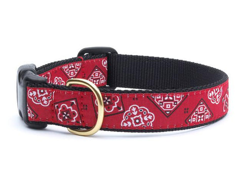 Up Country Bandana Collars & Leads