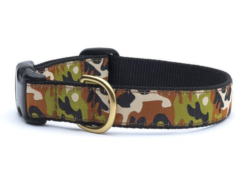 Up Country Camo Collars & Leads