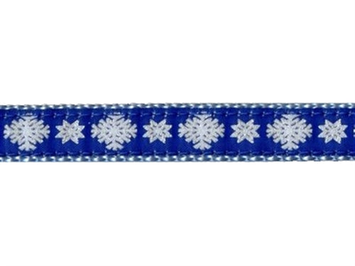Preston Snowflakes Collars & Leads