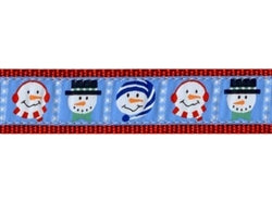 Preston Snowman Collars & Leads
