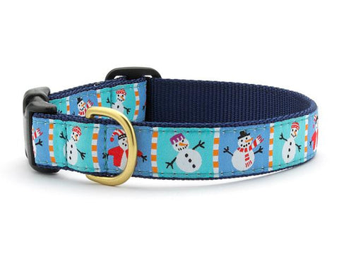 Up Country Snowman Collars & Leads