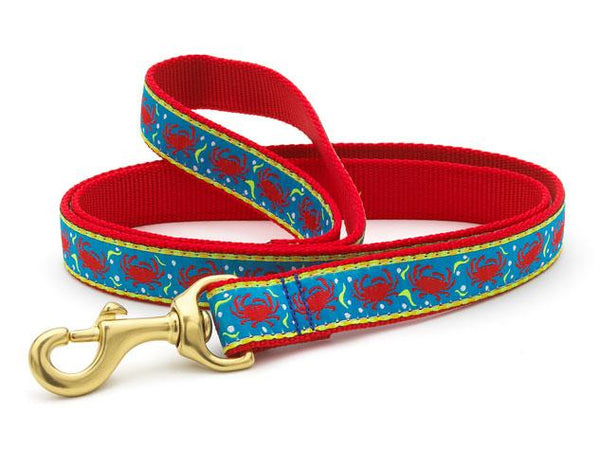 Up Country Crabby Collars & Leads