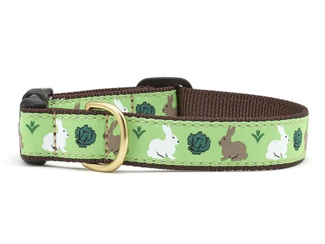 Up Country Garden Rabbit Collars & Leads