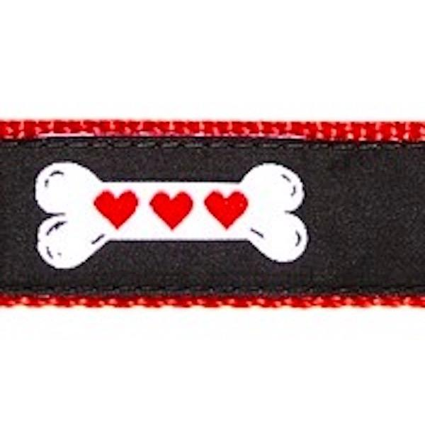 Preston Heart Bone Collars & Leads