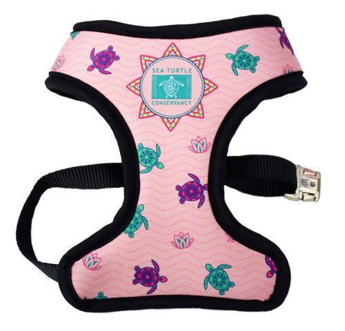 Pawsitivity's Sea Turtle Conservancy Reversible Harness