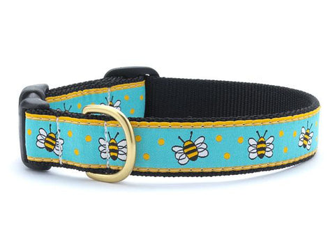 Up Country Bee Collars & Leads