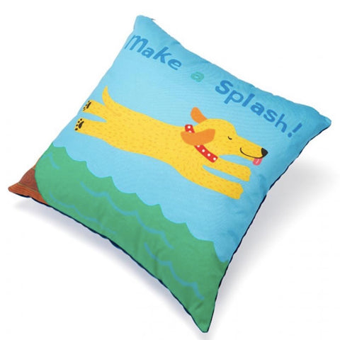 Up Country Pillow Make A Splash
