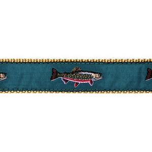 Preston Brook Trout Collars & Leads