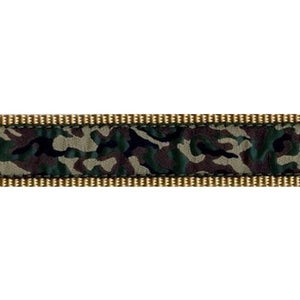Preston Camo Collars & Leads