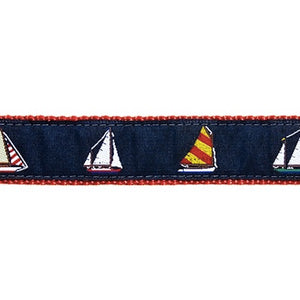 Preston Four Sailboats Harness