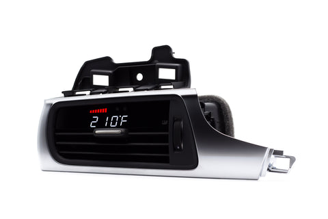P3 Gauge Audi A6/S6/RS7/A7/S7/RS7 C7 (2011-2018) with Red Bars / White Digits