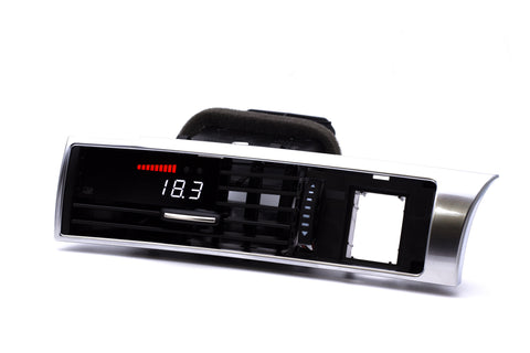 P3 Gauge Audi A6/S6/RS6/Allroad C6 (2007-2011) with Red Bars / White Digits