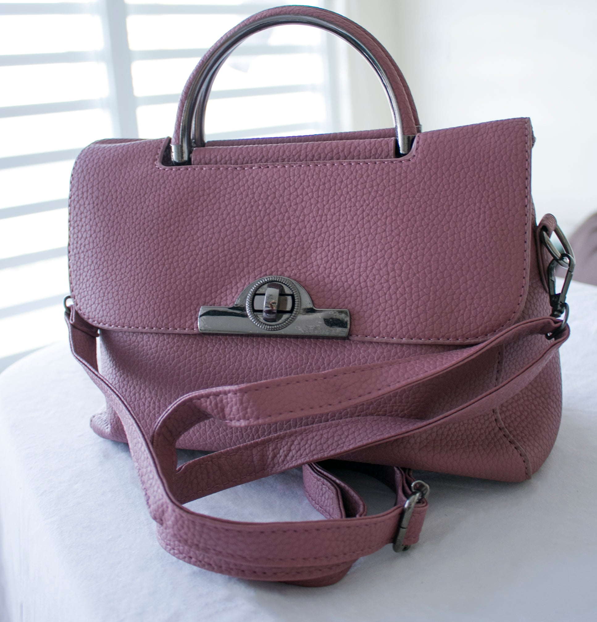 Cartera Lady Plum