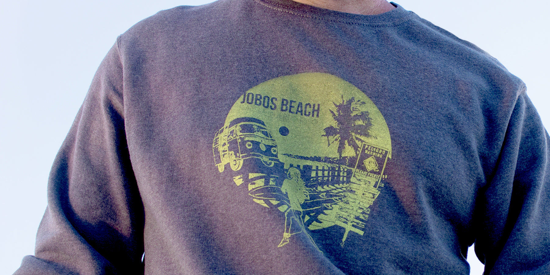 Jobos Beach T-shirt