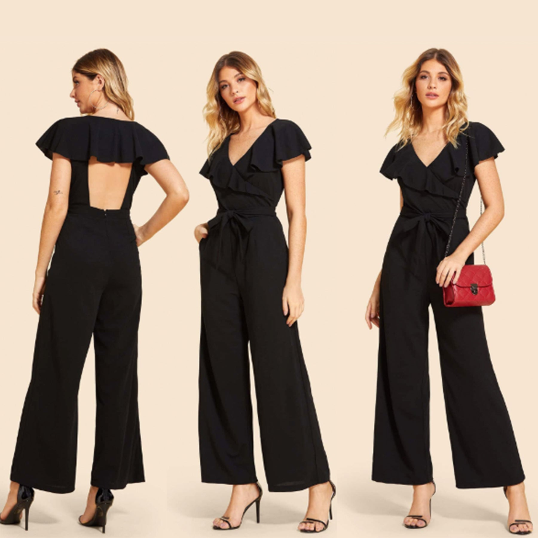 Sexy Glam Jumpsuit